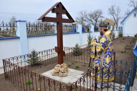 Престольный праздник Херсонского Благовещенского женского монастыря