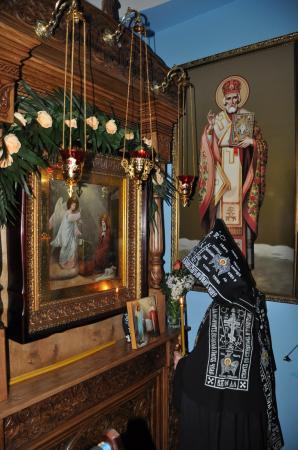 Постриг в Благовещенском женском монастыре