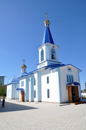 Четвертая годовщина со дня возобновления Херсонского Благовещенского женского монастыря