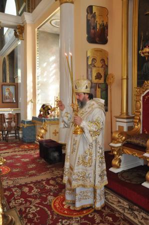 В Херсоне состоялось празднование Собора Херсонских святых