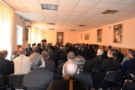 Состоялось собрание духовенства Херсонской епархии