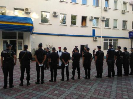 Заупокойные молитвы о правоохранителях, погибших при исполнении служебных обязанностей